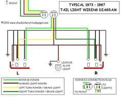 Electric 2 Speed Wiper Motor Diagram 60s Chevy C10