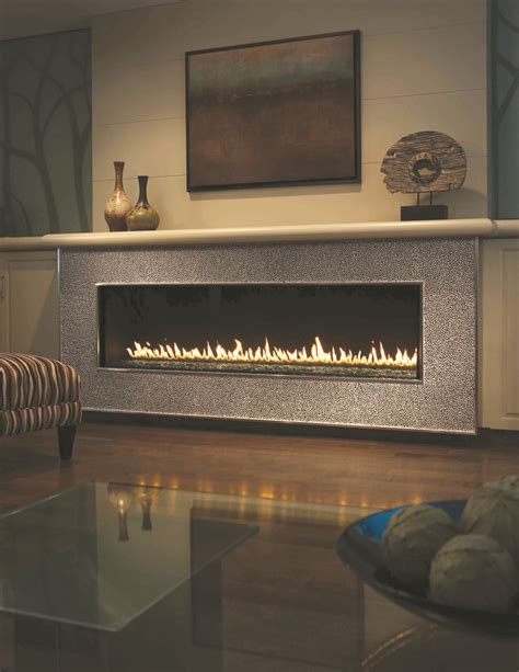 modern linear gas fireplace 25 best ideas about linear fireplace on