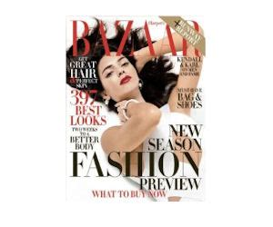 Harper S Bazaar Sweepstakes - free 2 year subscription to harper s bazaar free product sles