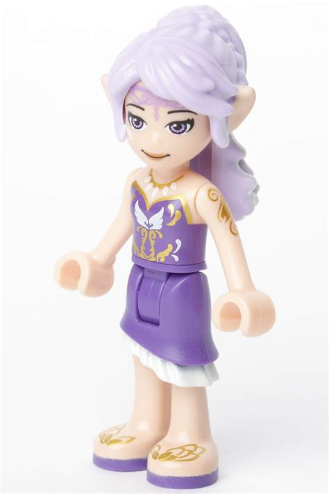 Aira Lavender Lego Part 11816pr0027 Minifig Modified Friends With