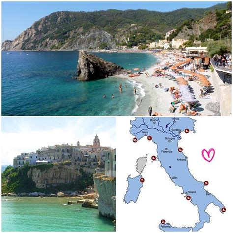 most beautiful beaches pictures to pin on pinterest pinsdaddy the most beautiful beaches in italy technology and news