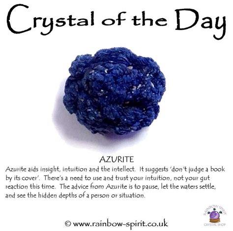 healing properties of azurite healing