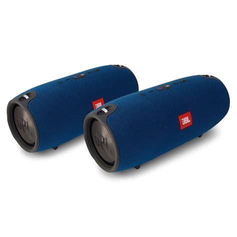 Spraker Portable Wireless Jbl J40 jbl xtreme portable wireless bluetooth speakers pair ebay