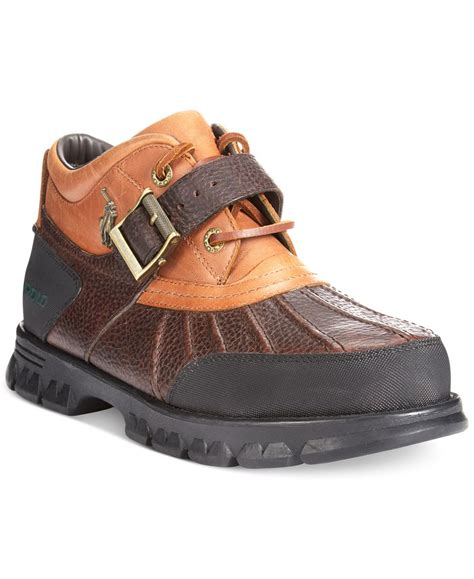 polo duck boots mens shoes 28 images polo ralph mens