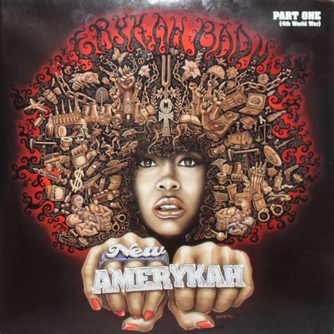 Erykah Badu Vinyl Lp - erykah badu new amerykah part 1 vinyl lp b0010800 01