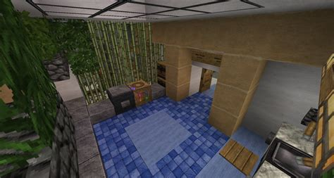 bathroom on minecraft gatt mansion by gattacaae mcarchitect minecraft project