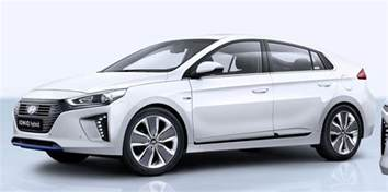 Electric Cars 2017 Reviews 2017 Hyundai Hybrid Electric Vehicle Review And
