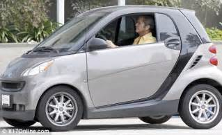 Used Cars Uk Smart Tough Mel Gibson Goes For A Spin In His Smart