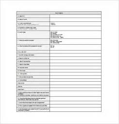 free corrective plan template corrective plan template 13 free sle exle