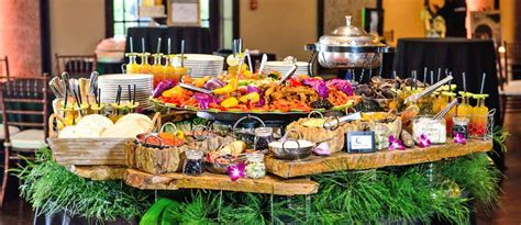 How to Décor Taco Bar on Your Wedding Reception