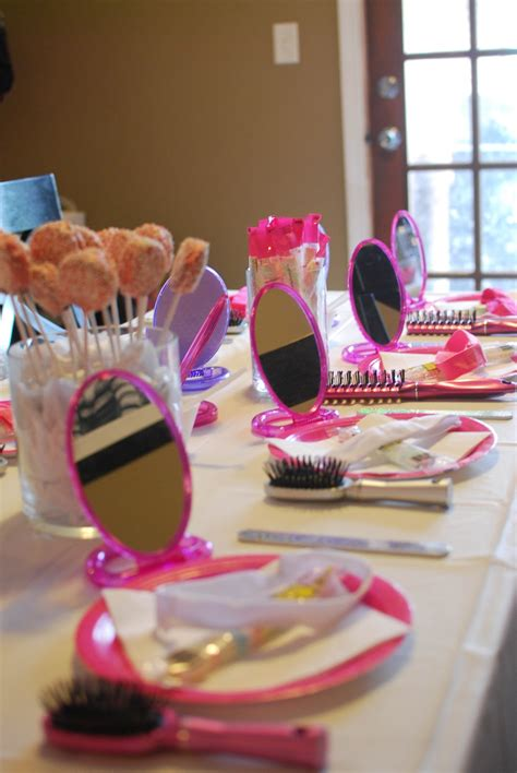 party themes 5 year old spa party ideas for 8 yr old girls remember this for the