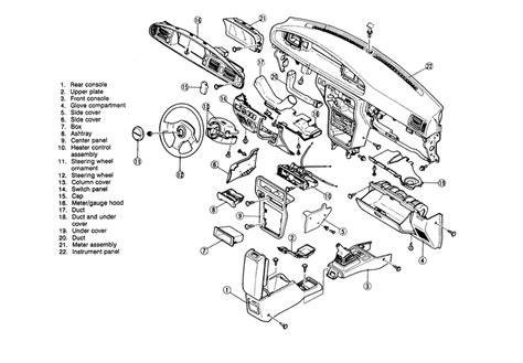 2011 audi s6 dash removal diagram column shiffter cable service manual 2012 mazda mx 5 dash removal diagram column shiffter cable interior