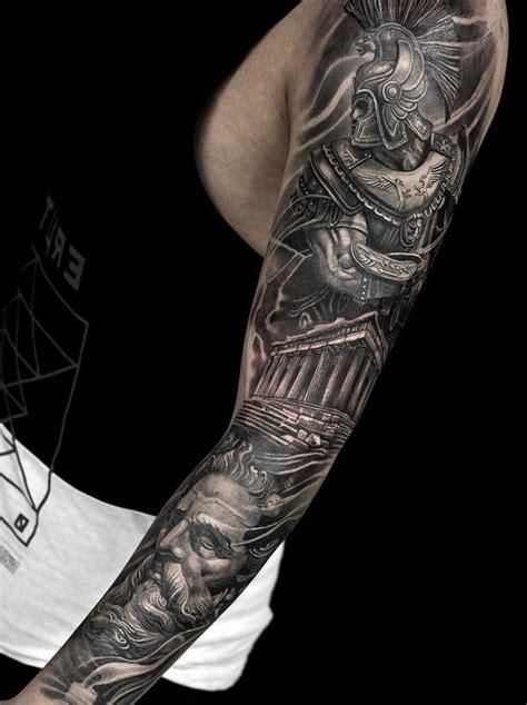 sleeve tattoo questions warrior tattoo sleeve www pixshark com images