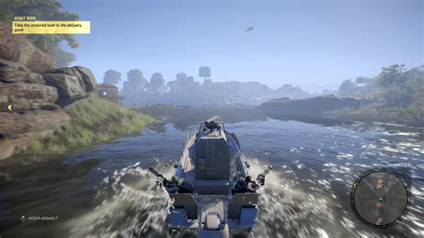 armored boat tom clancy s ghost recon 174 wildlands how to steal armored