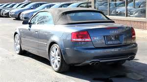 2007 audi s4 convertible in review luxury cars
