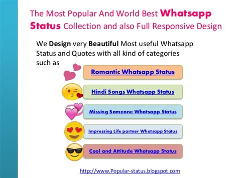 Die Coolsten Whatsapp Status Sprüche by Widely Used Whatsapp Status And Quotes With All Categories
