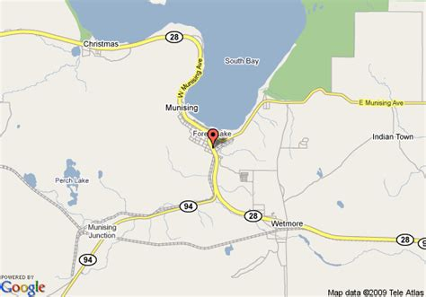 comfort inn munising mi map of comfort inn munising munising