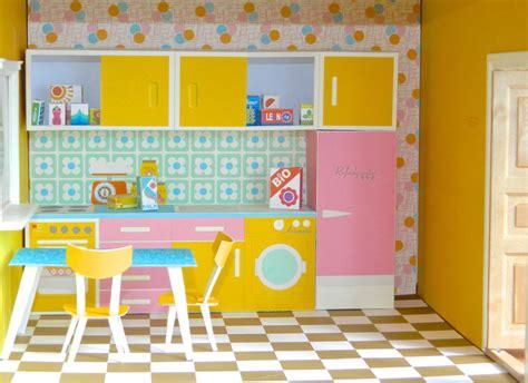 printable paper kitchen vintage dollhouse kitchen paper toy pdf print and make your