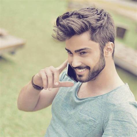 cute hairstyles for gents short hairstyles for men 20 best picks of 2018