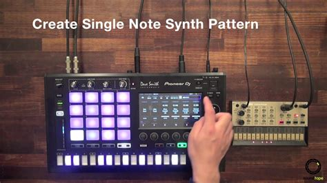 pattern notes exle pioneer dj toraiz sp 16 ver 1 2 2 create single note