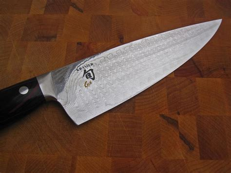 things i love shun bob kramer chef s knife dad cooks dinner