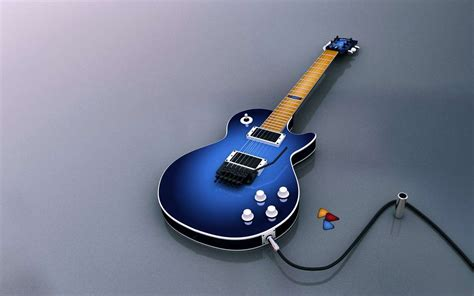 wallpaper guitar blue view of blue guitar wallpaper hd wallpapers