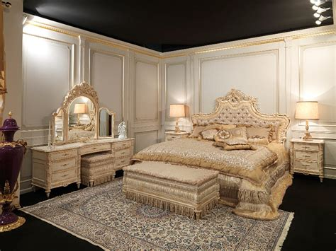 White And Gold Bedroom Furniture by Luxury Bedrooms White And Gold Louis Xvi Style Furniture