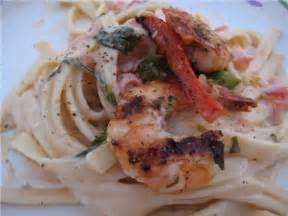 The Living Room Chef Tomato Fettuccine With Zesty Lime Shrimp The Living Room