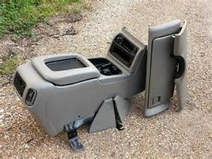 Chevrolet Silverado Center Console Gmc Center Console Mitula Cars