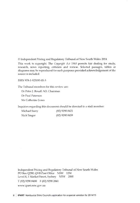 Complaint Letter Late Response Agenda Of Ordinary Council Meeting 26 June 2014