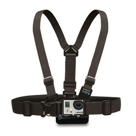 Headstrap Gopro gopro harness adjustable elastic gopro belt chest mount for gopro 3 2