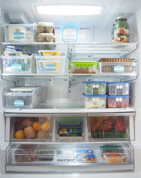 Ideas To Organize Kitchen how to organise the fridge and keep it tidy