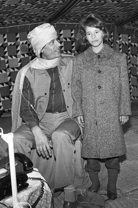 Moammar Gadhafi Killed: His Life and Times (PHOTOS)
