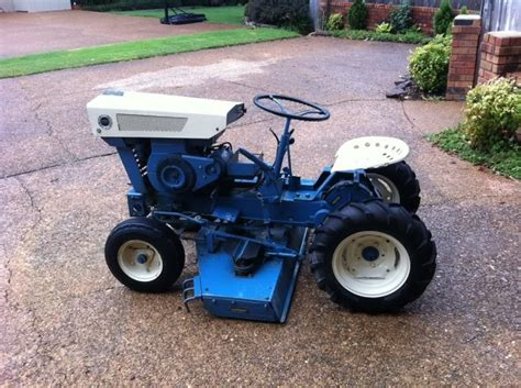 Garden Tractors by David Bradley Garden Tractor 725 David Bradley