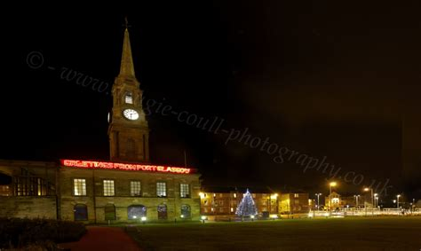 Dougie Coull Photography Inverclyde Christmas Lights Glasgow Lights
