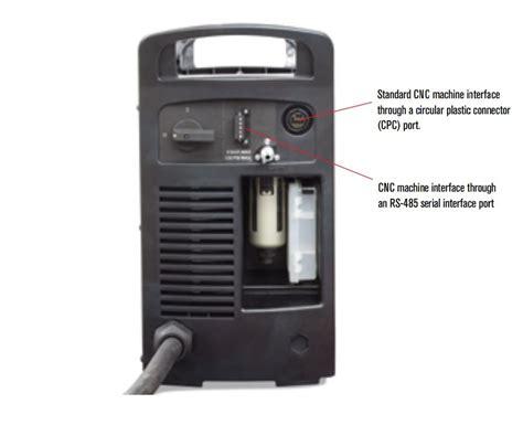 hypertherm powermax xp cpc port upgrade kit