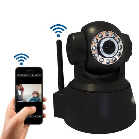 camara wifi cctv wifi ip smartphone cctv security
