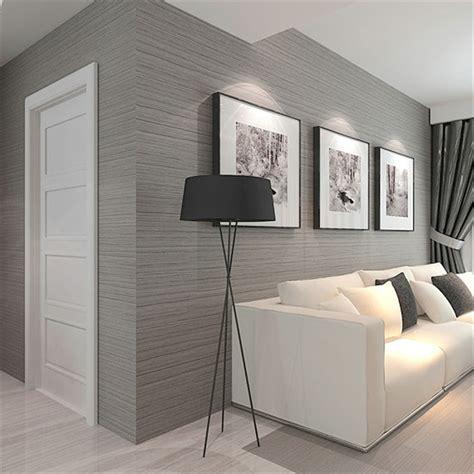 beibehang dark gray wallpaper simple modern stereo fine