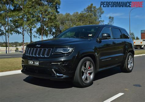 2014 Jeep Grand Srt Review Performancedrive