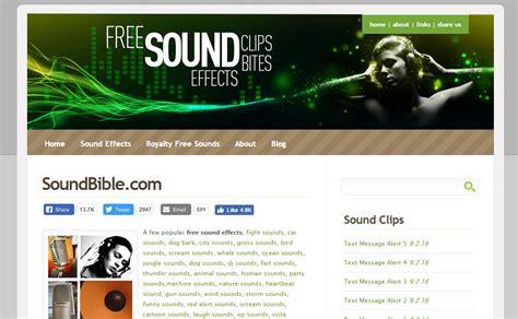 banco de sonido ministerio los mejores 26 bancos de videos y sonidos gratis para tu