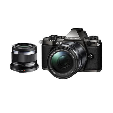 Kamera Olympus Omd Em5 jual olympus omd em5 ii limited edition 14 150 ii kit 45mm f1 8 kamera mirrorless