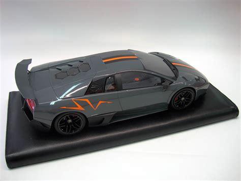 Lamborghini Murcielago Models Lamborghini Murci 233 Lago Lp670 4 Superveloce 1 18 Mr