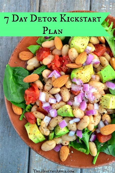 12 Day Detox Plan by Cleansing Diet Plans Meals