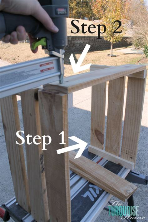 how to crate my how to build a crate the turquoise home