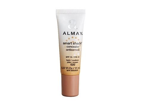 News Loreal Almay Coty Kiehls by Almay Smart Shade Concealer Makeup Spf 15 020 Light