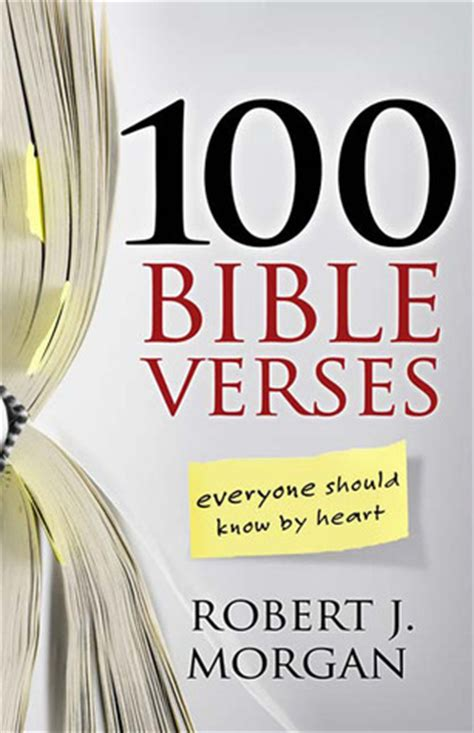 100 picture books everyone should 100 bible verses everyone should by by robert j