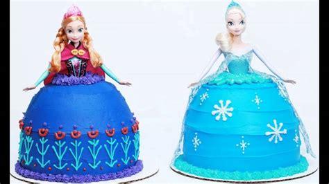 Hiasan Kue Cake Topper 7 hiasan kue elsa frozen yang inspiratif untuk ulang tahun anak