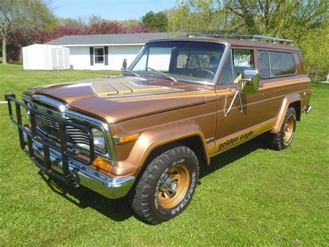 jeep golden eagle interior 1979 jeep golden eagle for sale 1833429