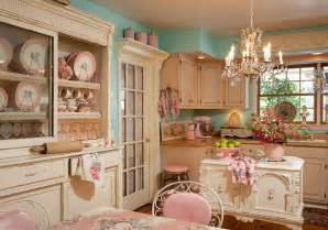 Shabby Chic Kitchen Designs by Shabby Chic Betterdecoratingbible