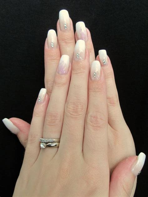 Baby Manicure Baby Boomer Nails Gradient Manicure Nail By